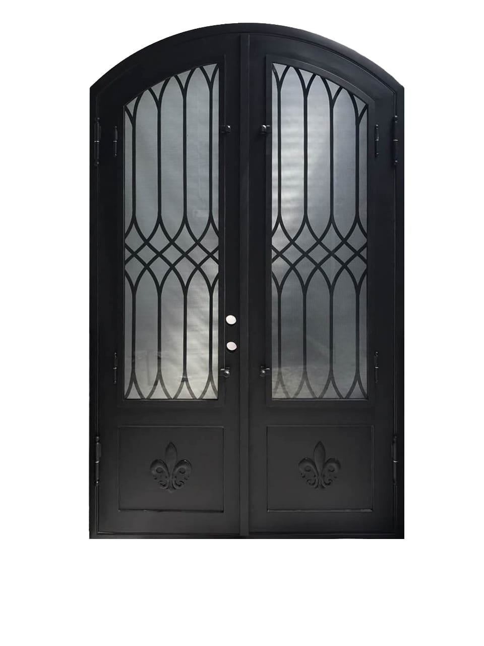 Sample Of A Completed Custom Door. ( Click Image To View Larger )